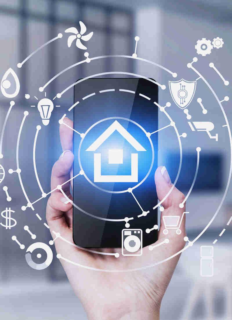 Moderne Smart-Home Lösungen für den Hausbau. Elektriker für Smarthome im Raum Tirol von Kufstein bis Innsbruck, Schwaz, Jenbach Zillertal und Achensee.